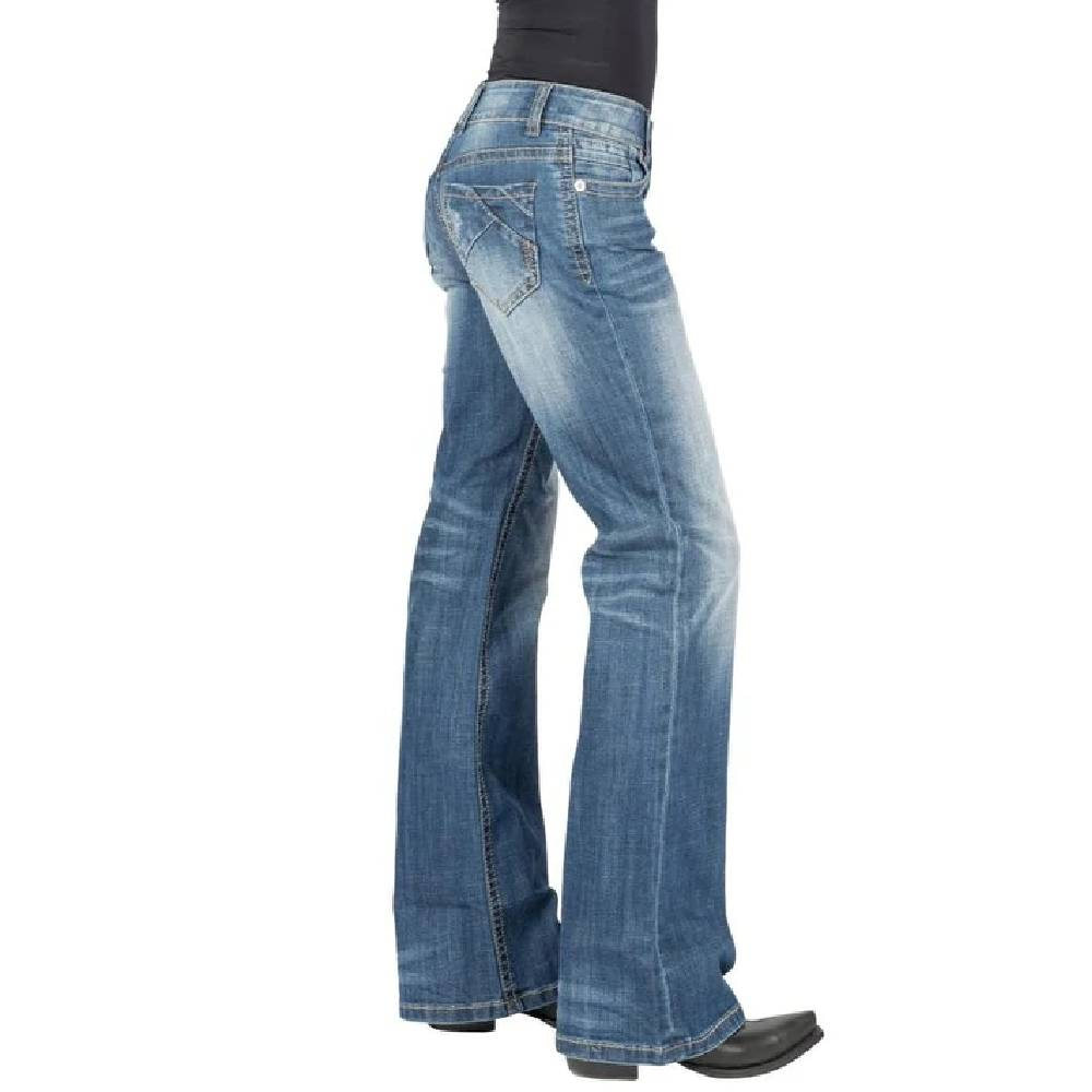 Stetson 214 City Trouser 0326 WOMEN - Clothing - Jeans STETSON Teskeys