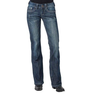Stetson 816 Boot Cut Jean WOMEN - Clothing - Jeans STETSON Teskeys