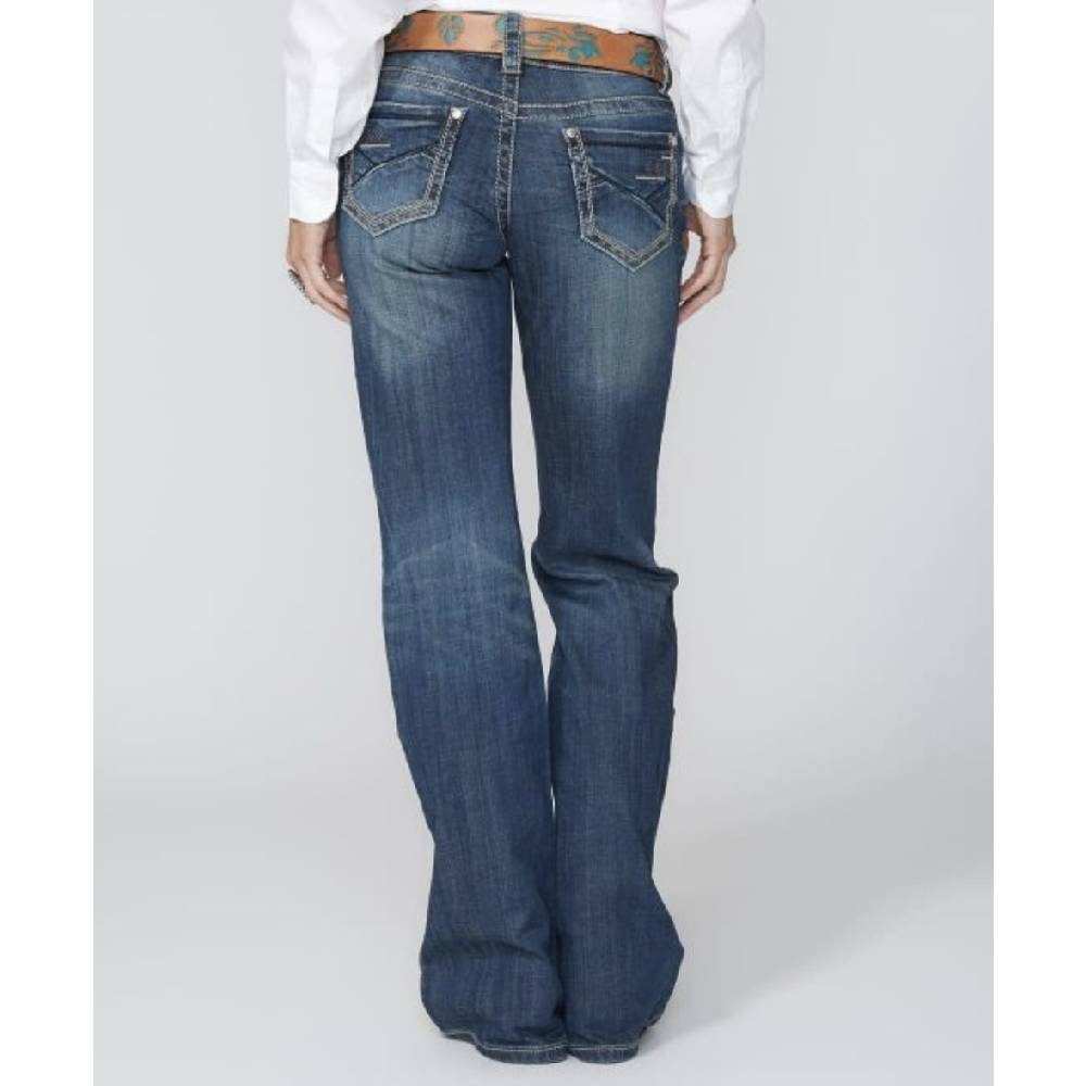 Stetson 214 City Trouser 0320 WOMEN - Clothing - Jeans STETSON Teskeys