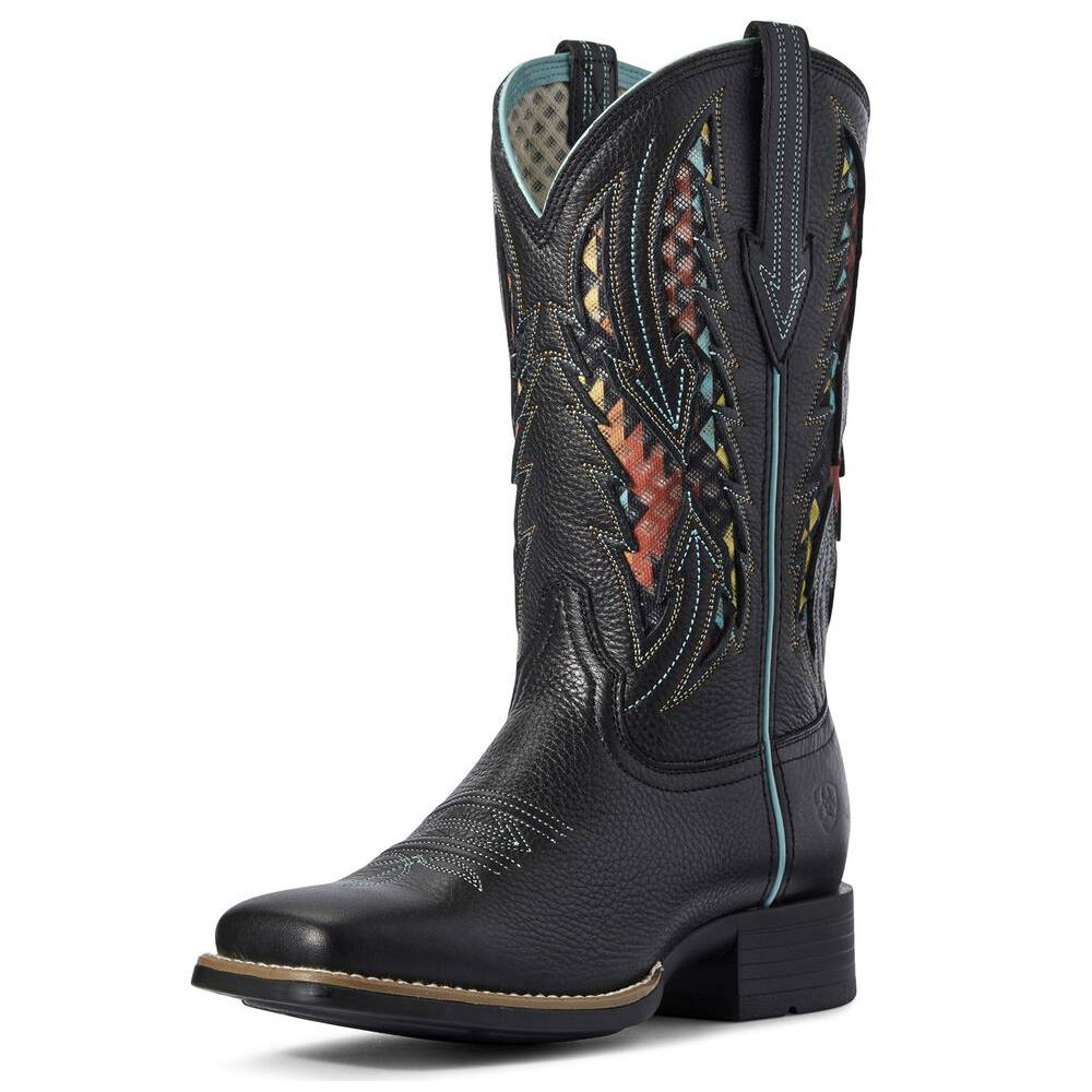 Ariat Black Jack VentTEK Boot WOMEN - Footwear - Boots - Western Boots Ariat Footwear Teskeys