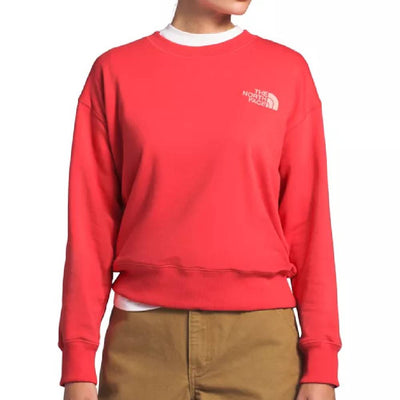 The North Face Parks Slight Crop Sweatshirt WOMEN - Clothing - Sweatshirts & Hoodies The North Face Teskeys