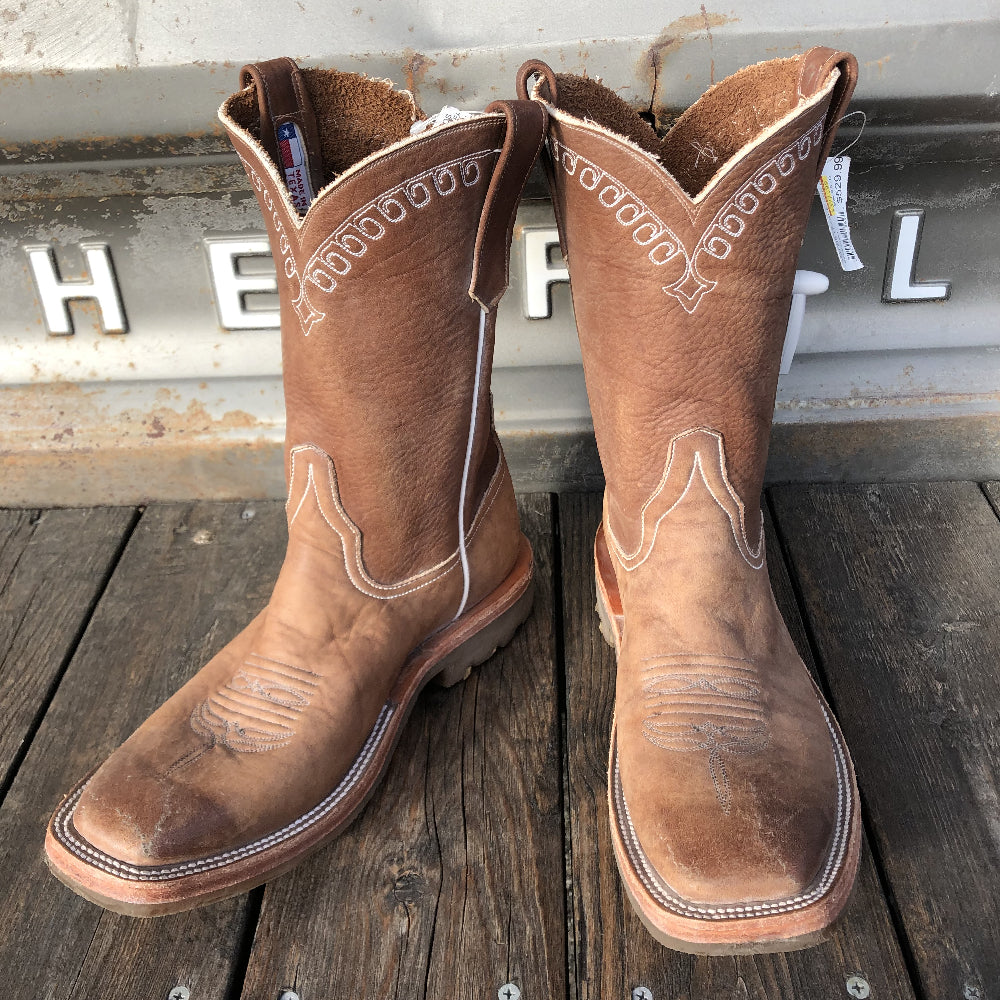 Rios of Mercedes Big League Mens Boot 9.5D MEN - Footwear - Western Boots RIOS OF MERCEDES BOOT CO. Teskeys