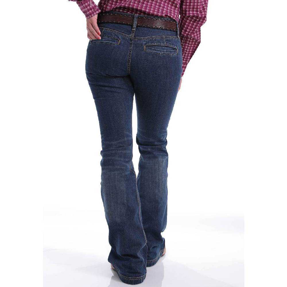 Cinch Lynden Trouser WOMEN - Clothing - Jeans CINCH Teskeys
