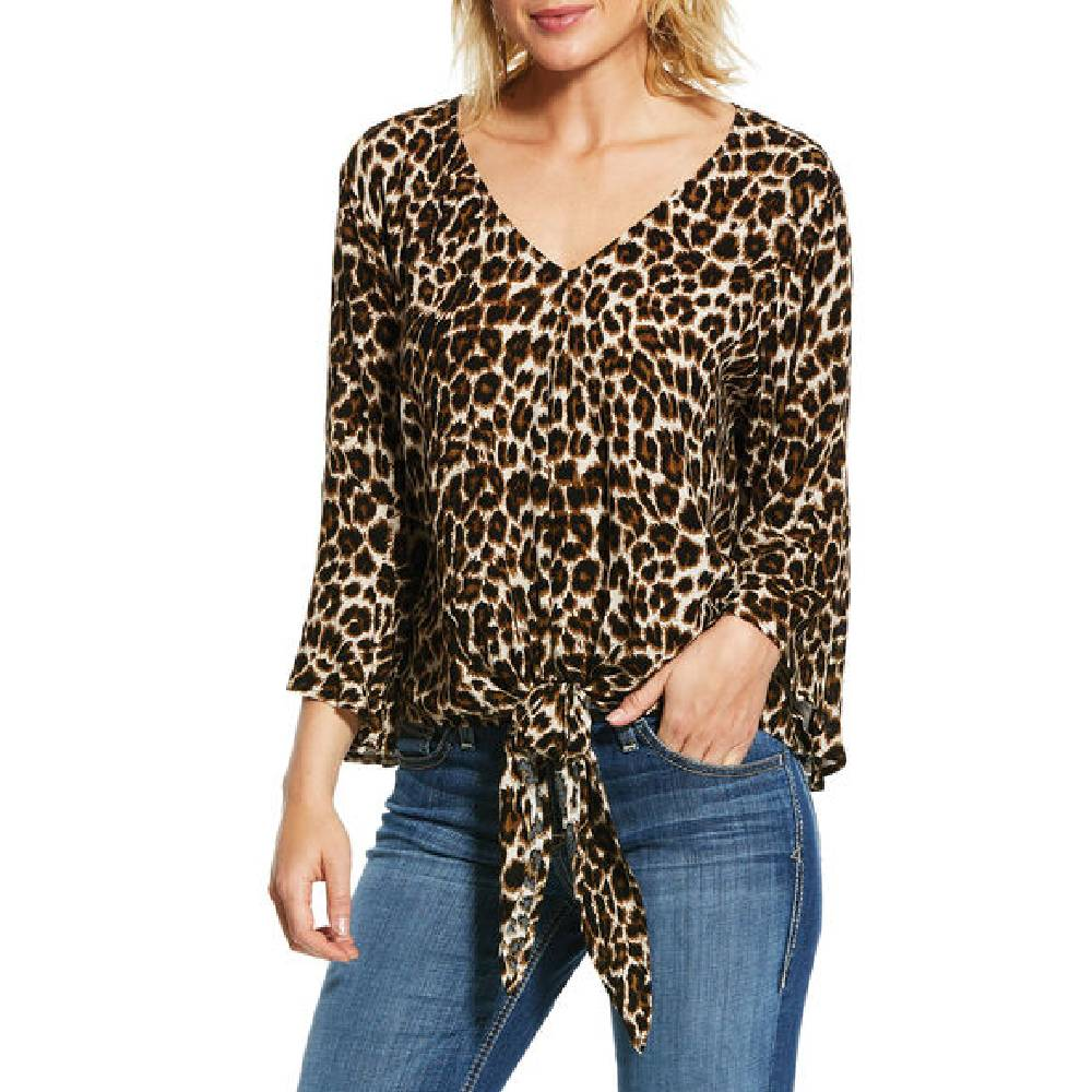 Ariat Marilyn Top WOMEN - Clothing - Tops - Long Sleeved Ariat Clothing Teskeys