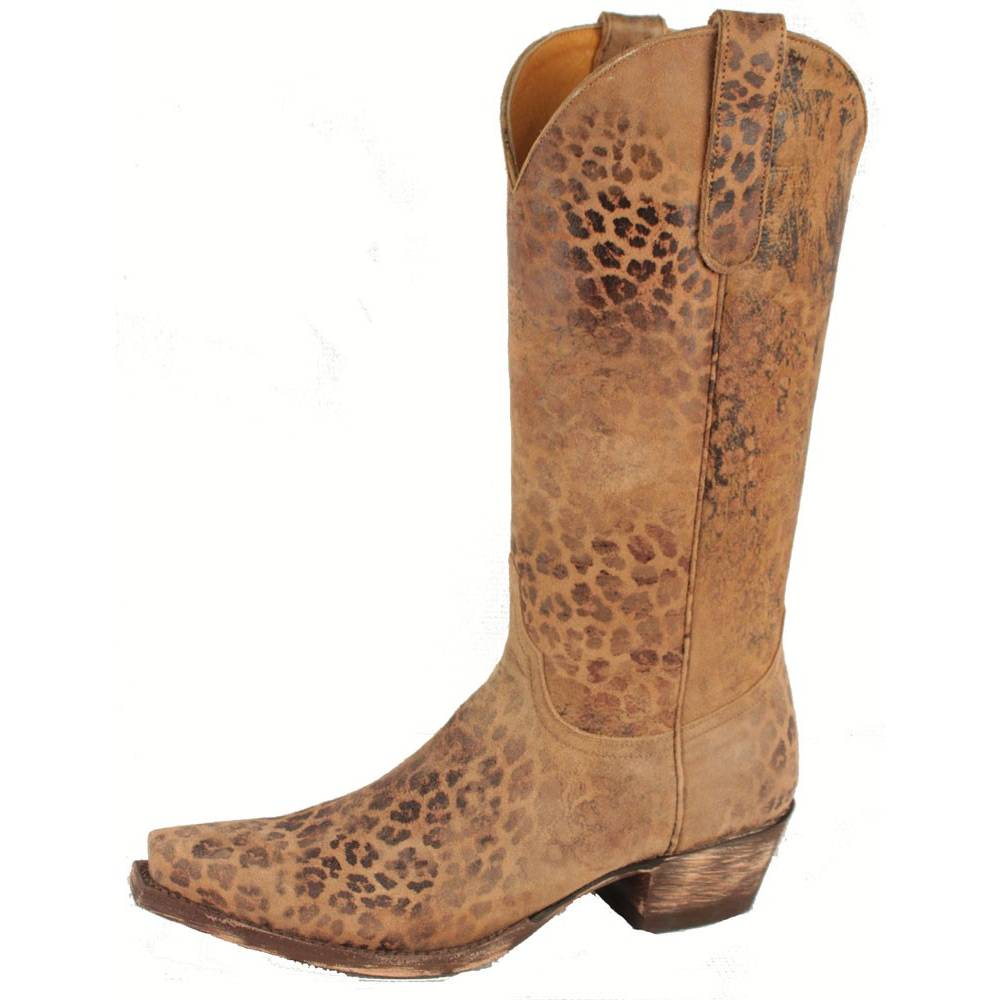 Old Gringo Leopardito Boot WOMEN - Footwear - Boots - Fashion Boots OLD GRINGO Teskeys