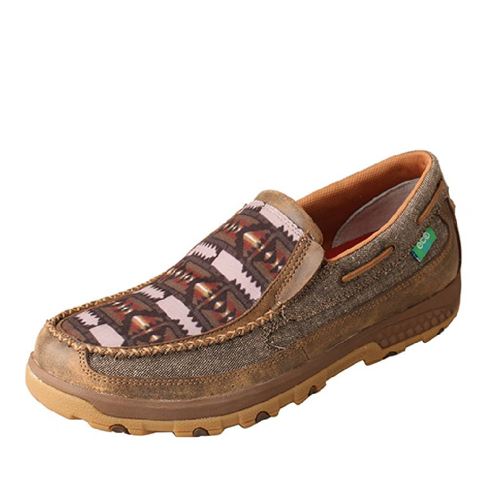 Twisted X Aztec Moc MEN - Footwear - Casual Shoes TWISTED X Teskeys
