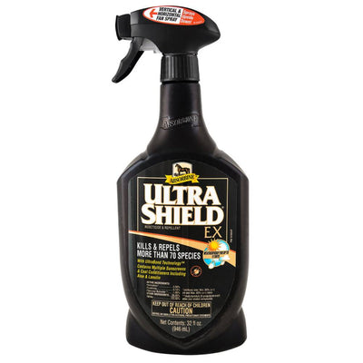 Absorbine UltraShield EX FARM & RANCH - Animal Care - Equine - Fly & Insect Control - Fly spray Absorbine Teskeys