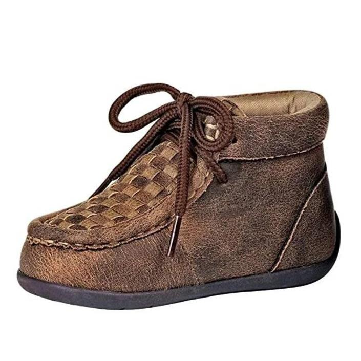 Baby Buckers Infant Carson Chukka Shoe KIDS - Baby - Baby Footwear M&F WESTERN PRODUCTS Teskeys