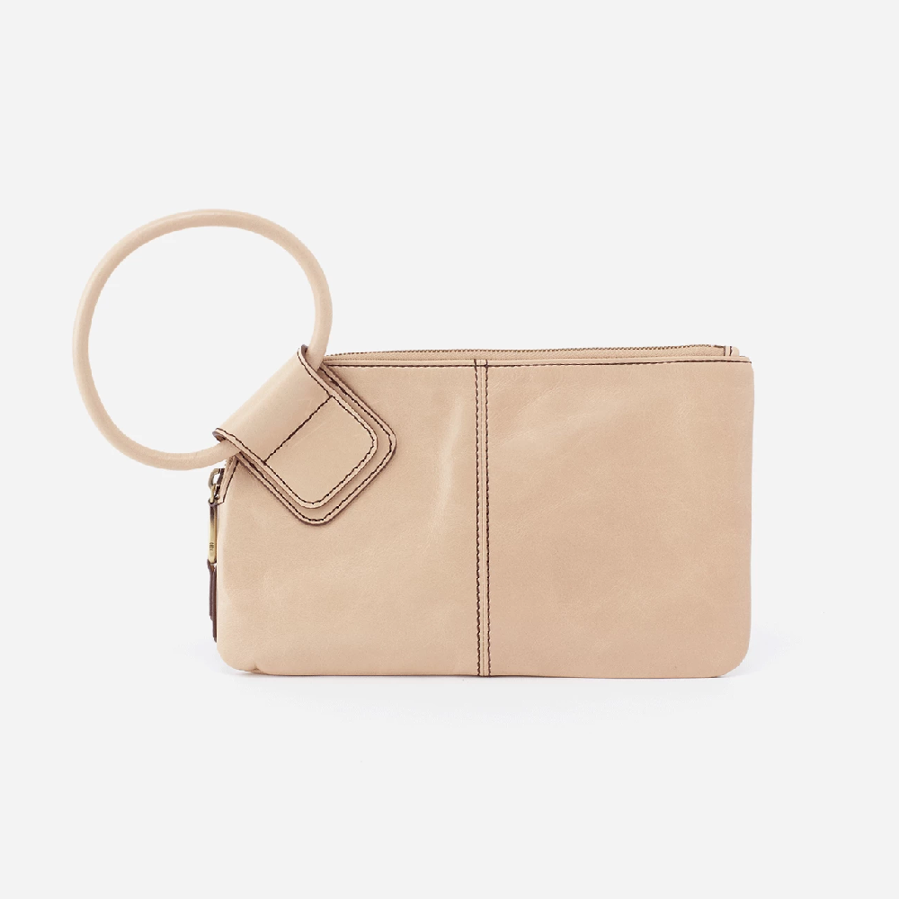 HOBO Sable VI Wristlet - Parchment WOMEN - Accessories - Handbags - Clutches & Pouches HOBO BAGS Teskeys