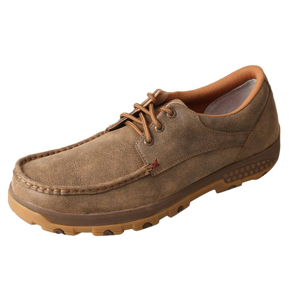 Twisted X Boat Shoe Driving Moc MEN - Footwear - Casual Shoes TWISTED X Teskeys