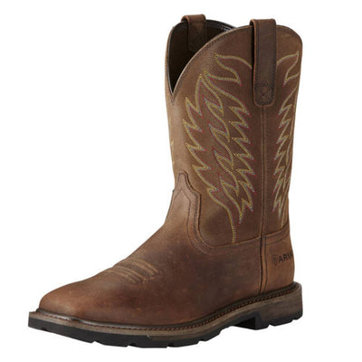 Ariat Groundbreaker Work Boot MEN - Footwear - Work Boots Ariat Footwear Teskeys
