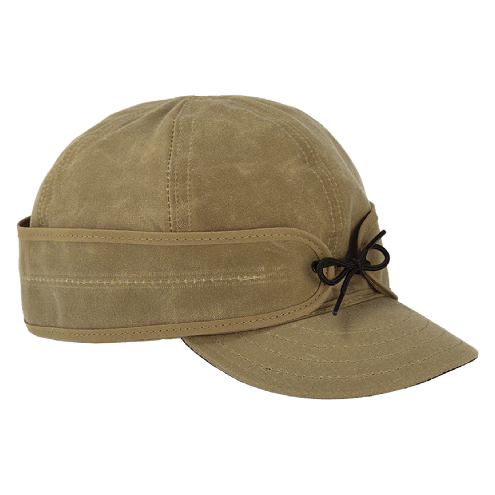 Stormy Kromer Waxed Cotton Kromer Hat HATS - CASUAL HATS Stormy Kromer Teskeys