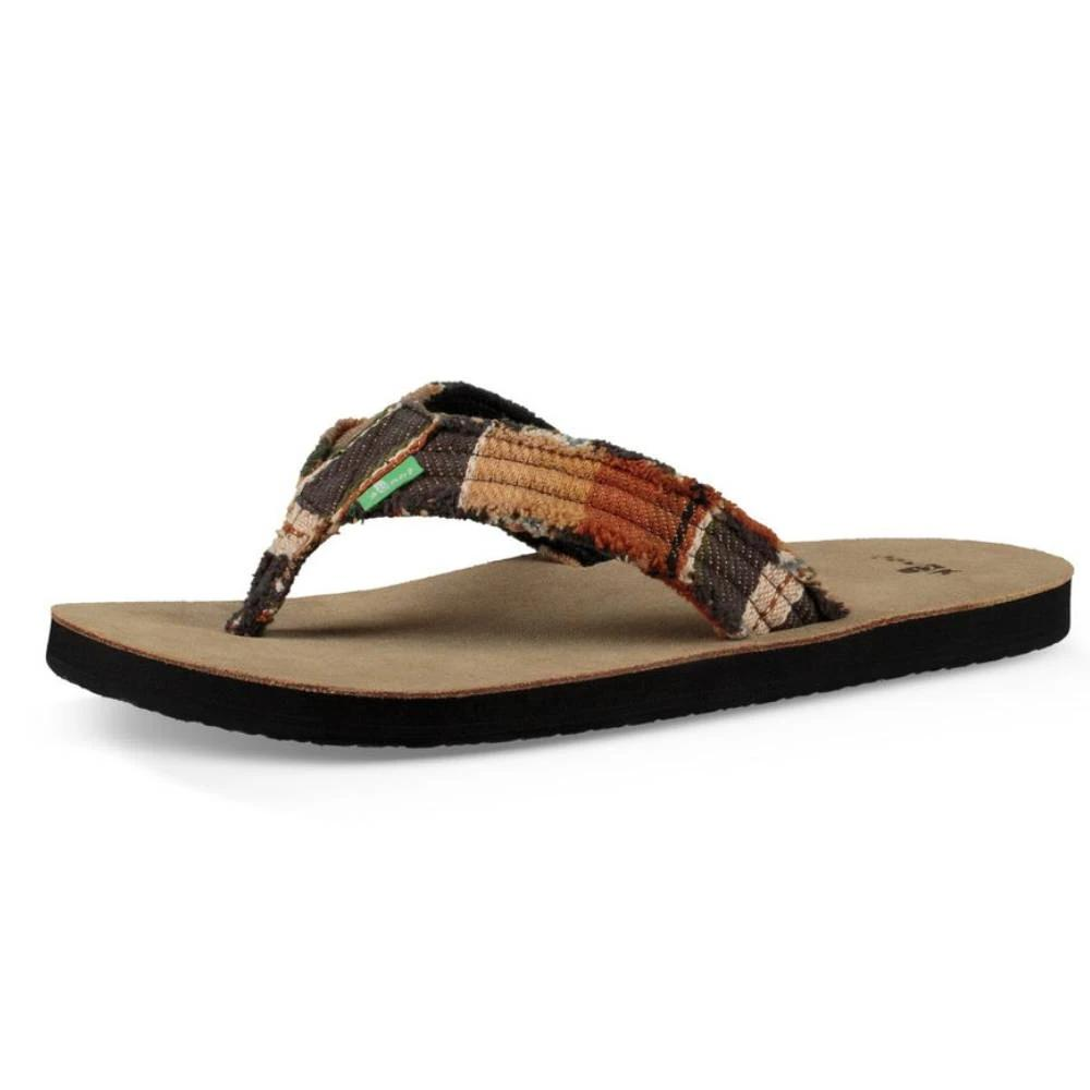 Sanuk Fraid Not Sandal MEN - Footwear - Flip Flops & Sandals SANUK Teskeys