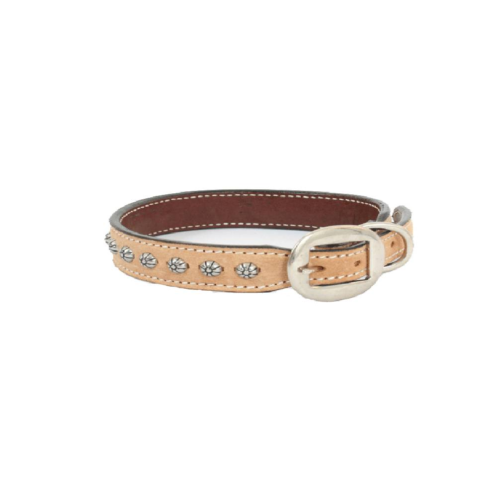 Teskey's Roughout With Sunspots Dog Collar FARM & RANCH - Animal Care - Pets - Accessories - Collars & Leashes Teskey's Teskeys