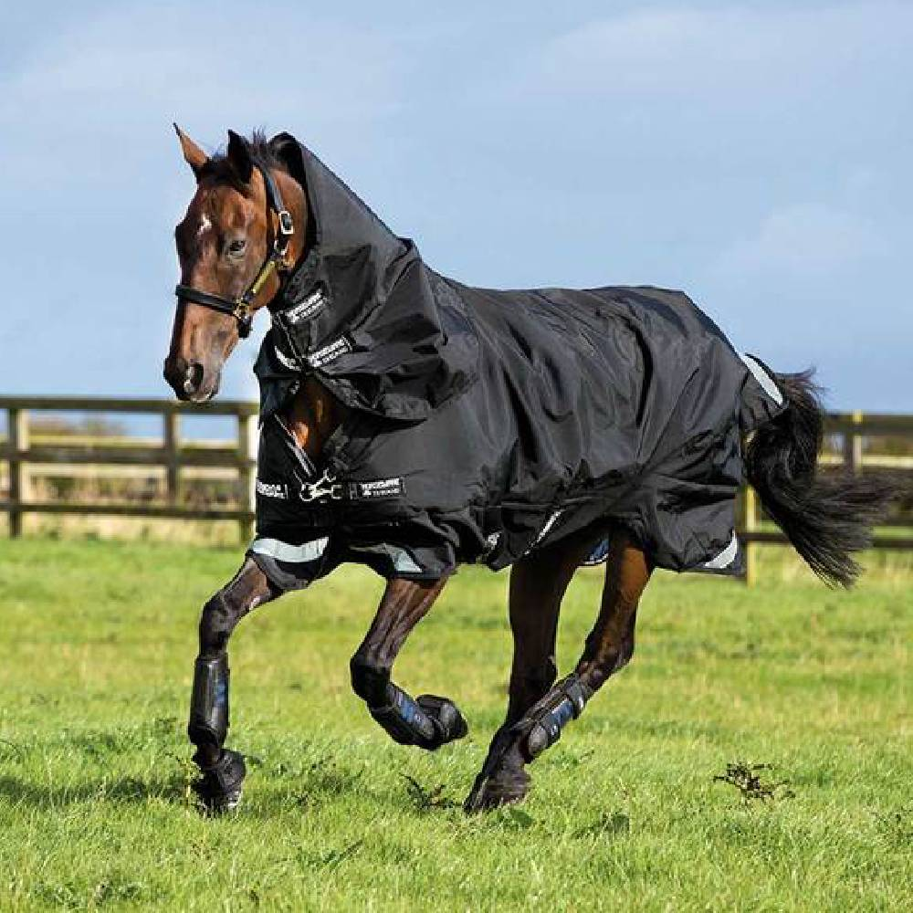 Rambo Supreme (200g Medium) Tack - Blankets & Sheets - Turnout Horseware Teskeys