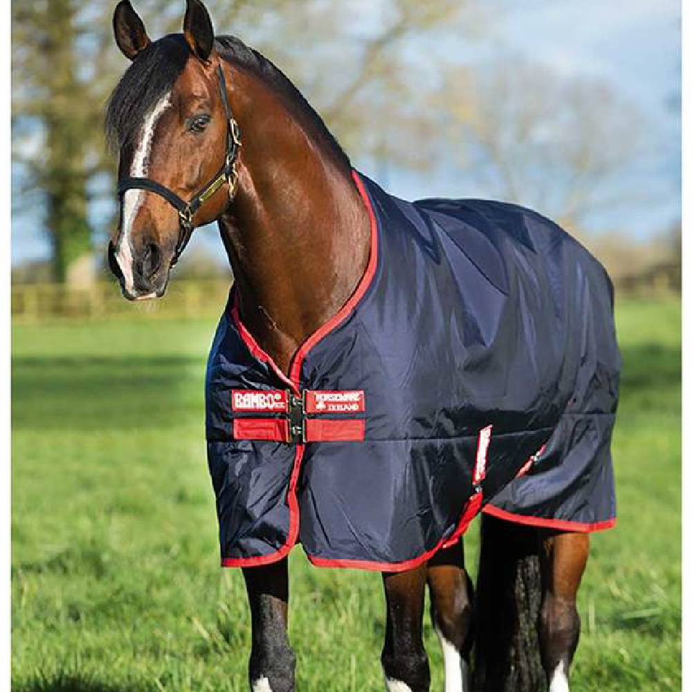 Rambo Original (200g Medium) Tack - Blankets & Sheets - Sheets Horseware Teskeys