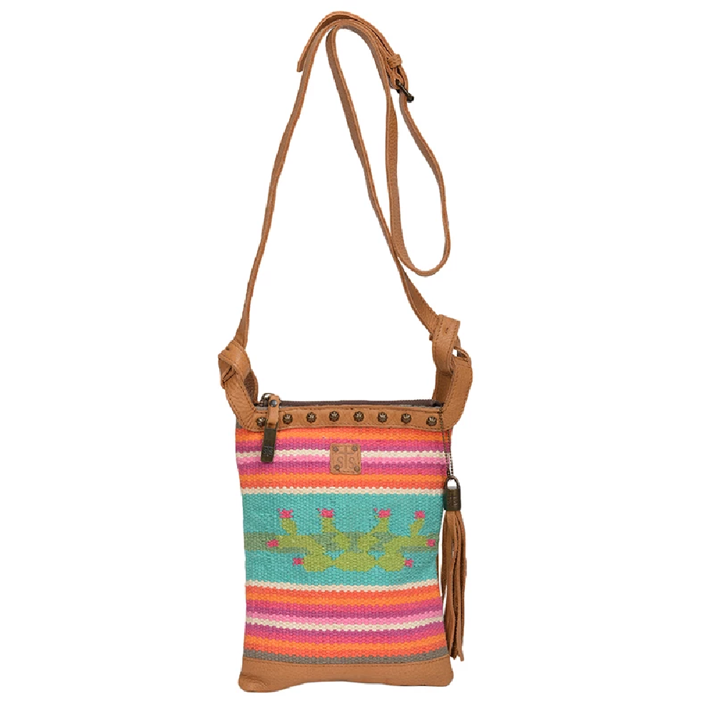 STS Ranchwear Cactus Serape Crossbody WOMEN - Accessories - Handbags - Crossbody bags STS Ranchwear Teskeys