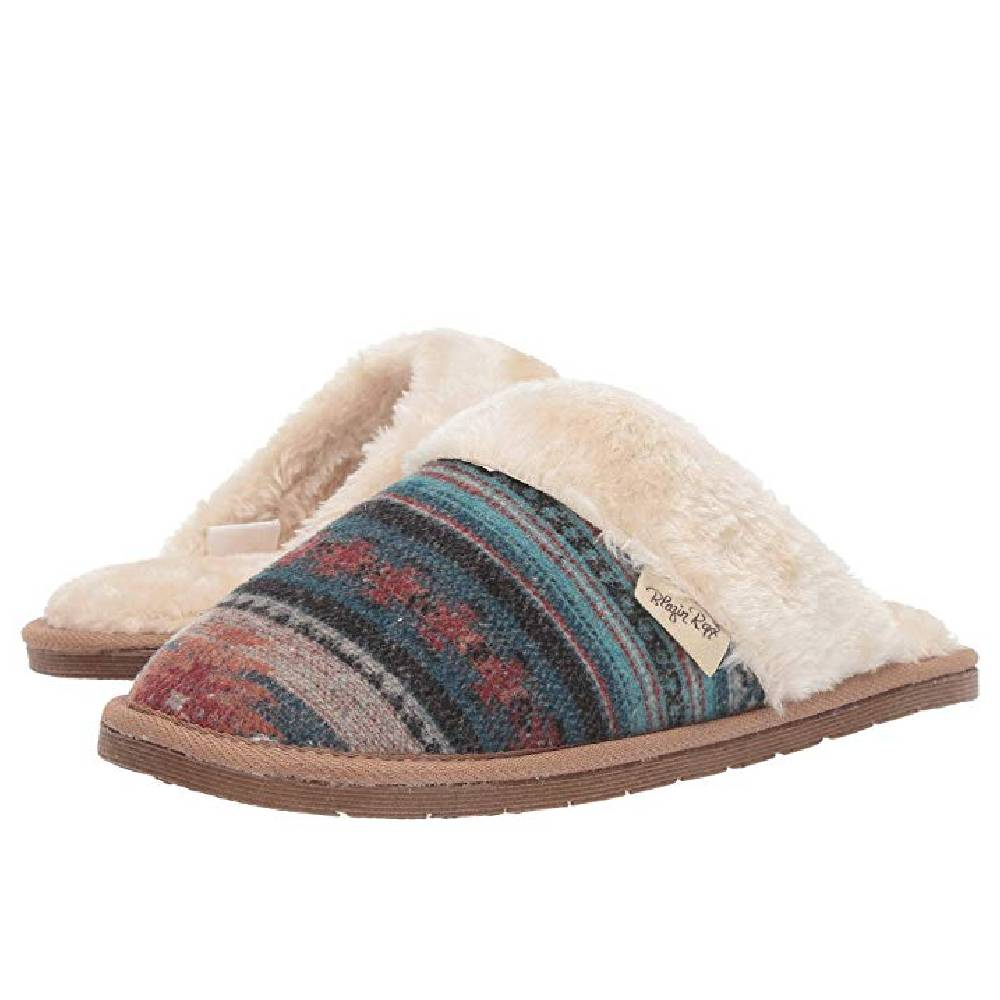 Blazin Roxx Grace Aztec House Slipper WOMEN - Footwear - Casuals M&F WESTERN PRODUCTS Teskeys