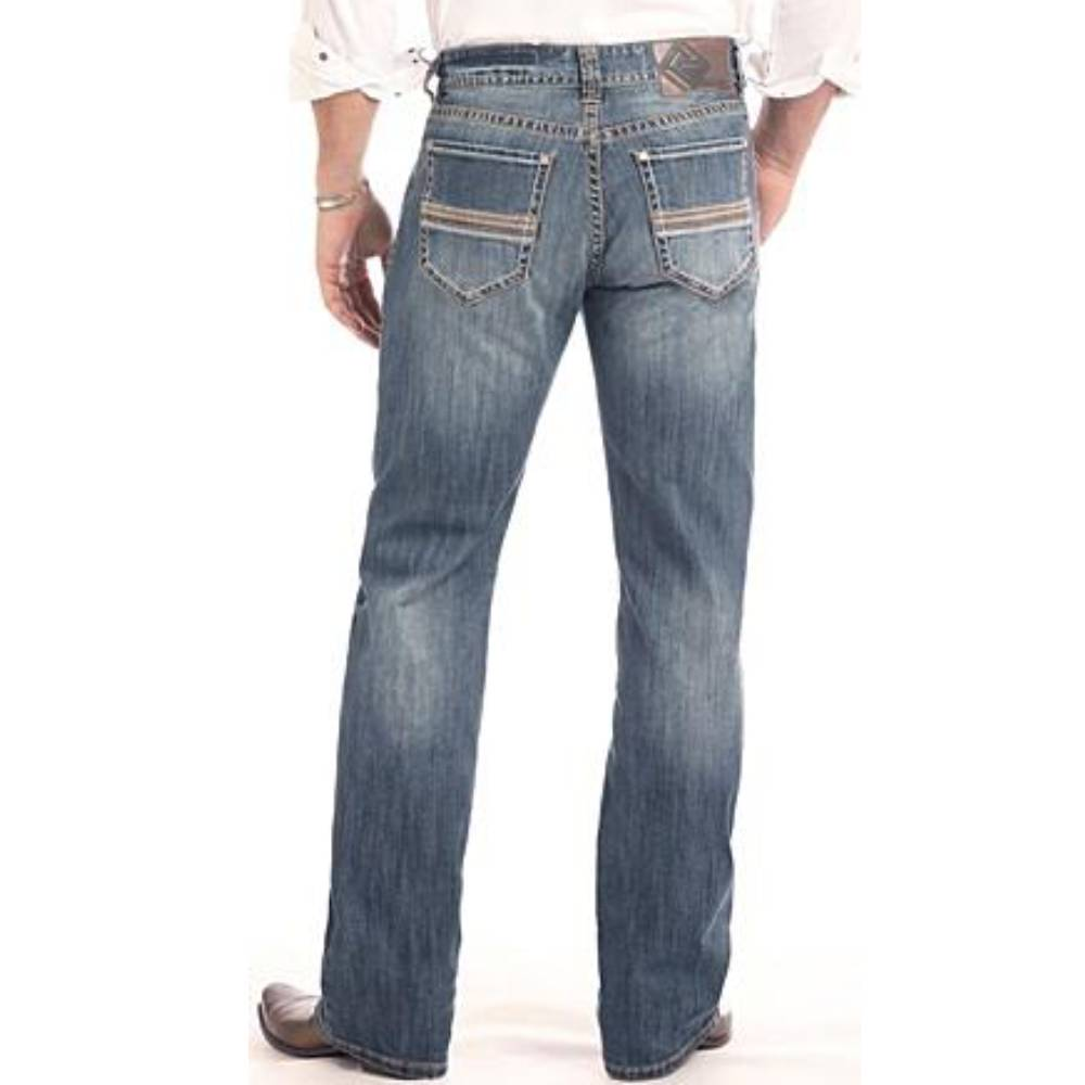 Rock & Roll Double Barrel Straight Leg Reflex Jean MEN - Clothing - Jeans PANHANDLE SLIM Teskeys