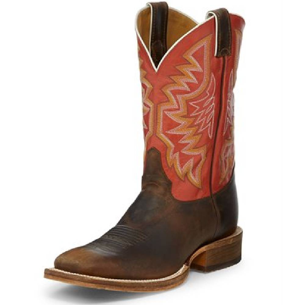 Justin Caddo Western Boot MEN - Footwear - Western Boots JUSTIN BOOT CO. Teskeys