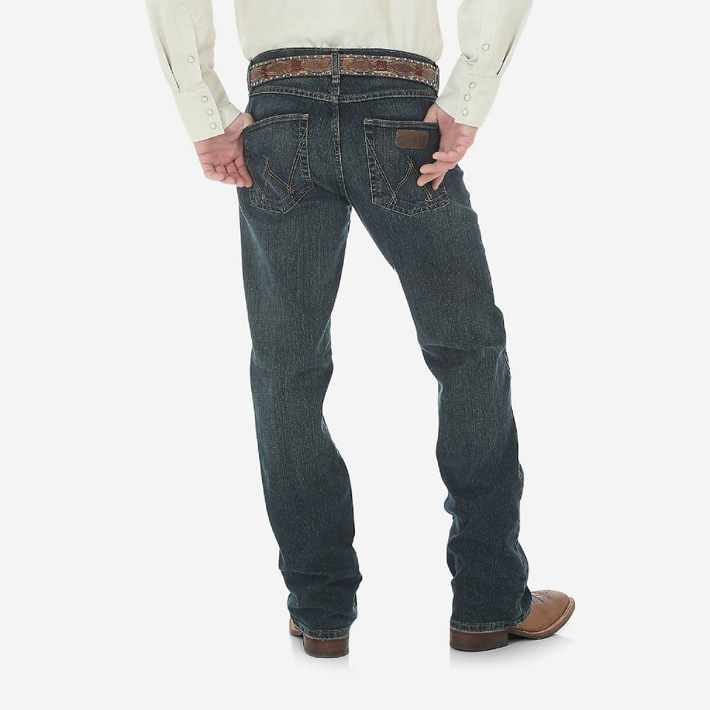 Wrangler 20X 02 Competition Slim Fit Jean MEN - Clothing - Jeans WRANGLER Teskeys