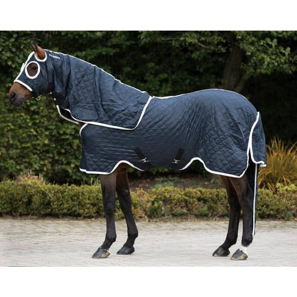 Rambo Show Blanket Set Tack - Blankets & Sheets - Stable Horseware Teskeys