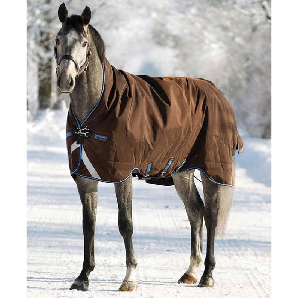 Rambo Wug with Vari-Layer (250g Medium) Tack - Blankets & Sheets - Turnout Horseware Teskeys