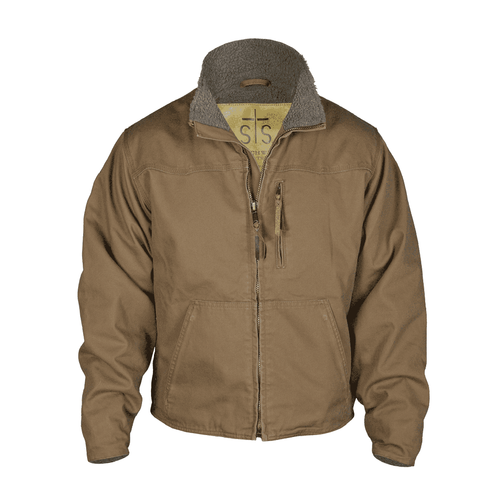 STS Ranchwear Youth Bridger Jacket KIDS - Boys - Clothing - Outerwear - Jackets CARROLL COMPANIES, INC/STS Teskeys
