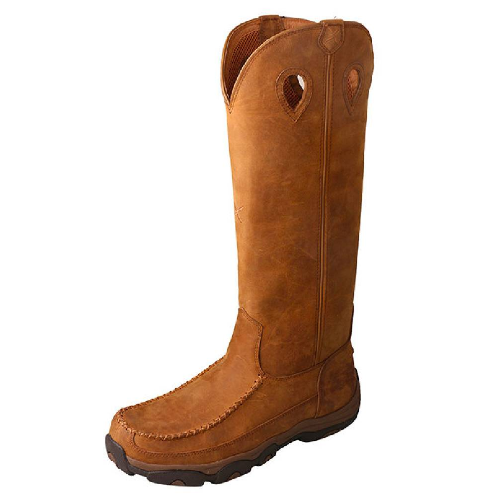 "Twisted X 17"" Viperguard Snake Boot H2OProof MEN - Footwear - Work Boots TWISTED X Teskeys"