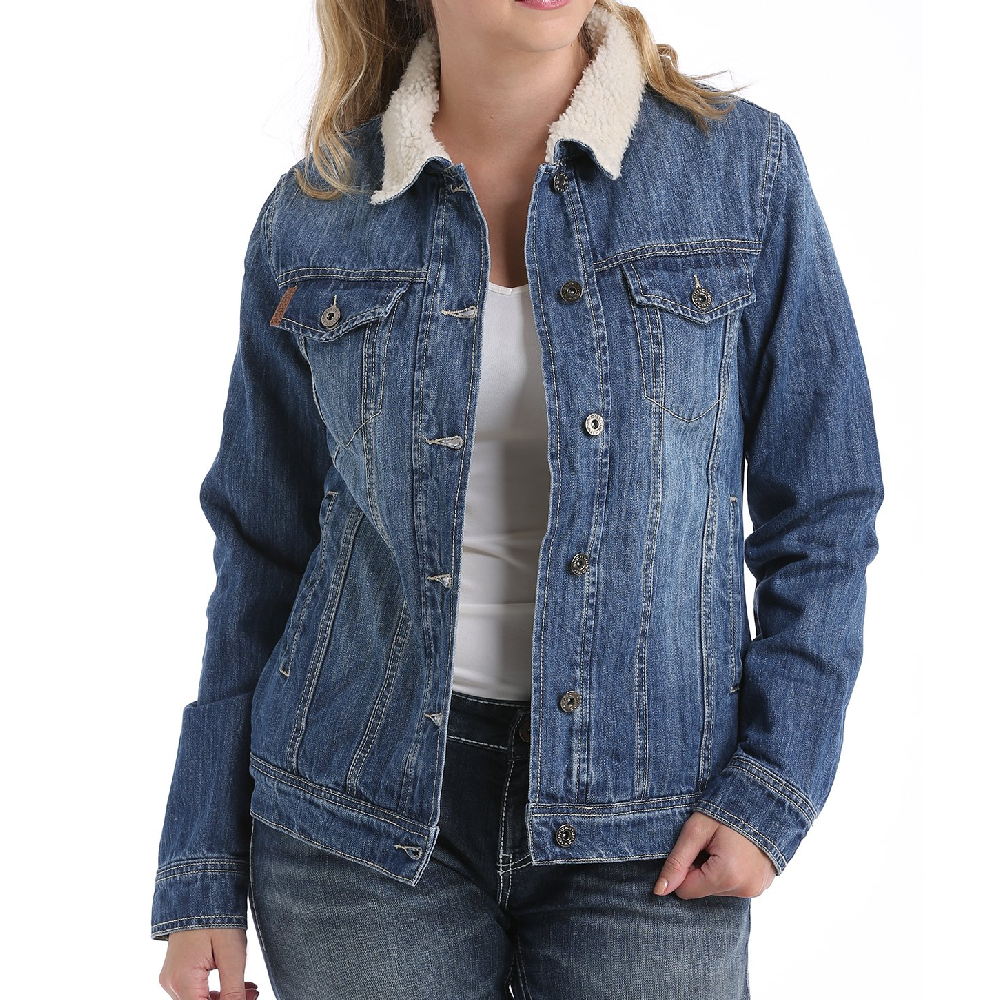 Cinch Denim Trucker Jacket
