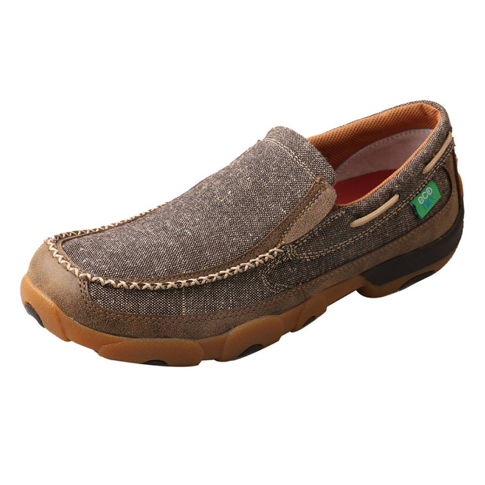 Twisted X Eco Slip On Driving Moc