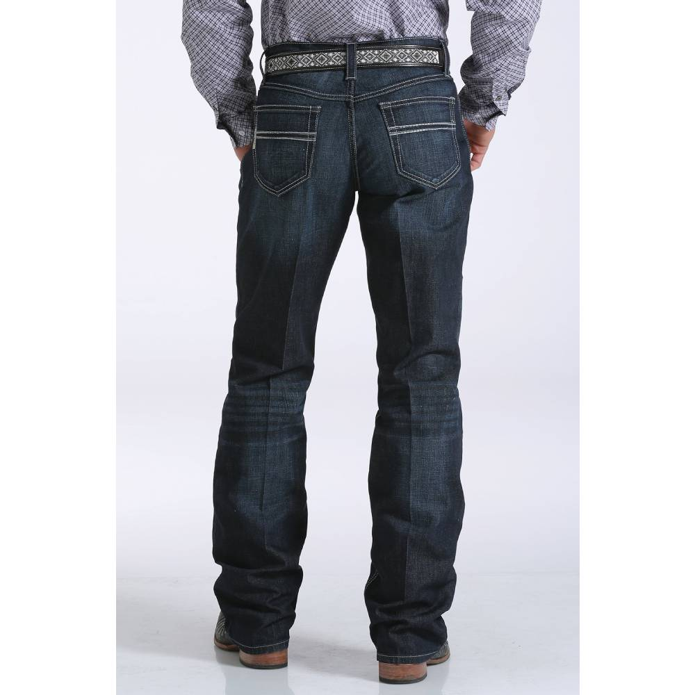 Cinch Carter 2.4 Performance Jean - Dark Wash MEN - Clothing - Jeans Teskeys Teskeys