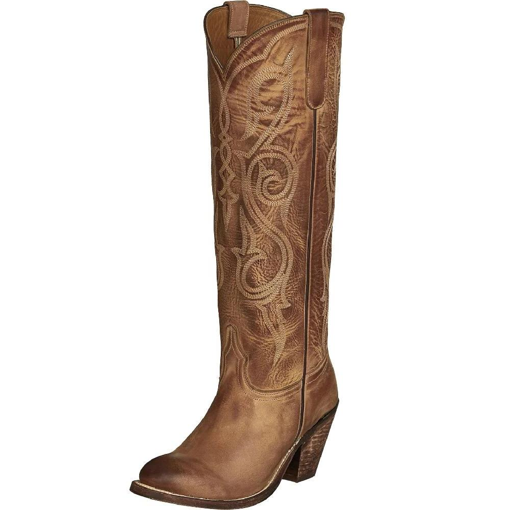 Lucchese Vanessa Boot WOMEN - Footwear - Boots - Western Boots LUCCHESE BOOT CO. Teskeys