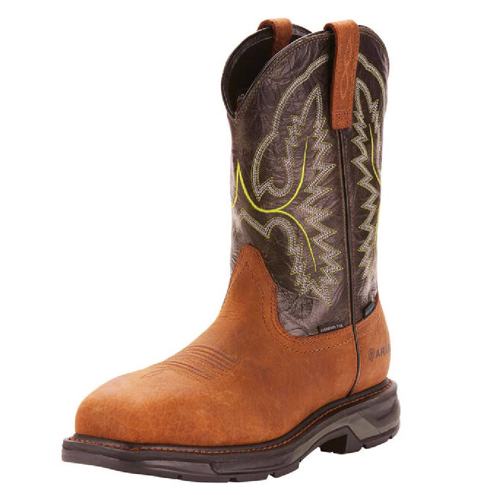 Twisted X WorkHog XT Carbon Toe Work Boot MEN - Footwear - Work Boots Ariat Footwear Teskeys
