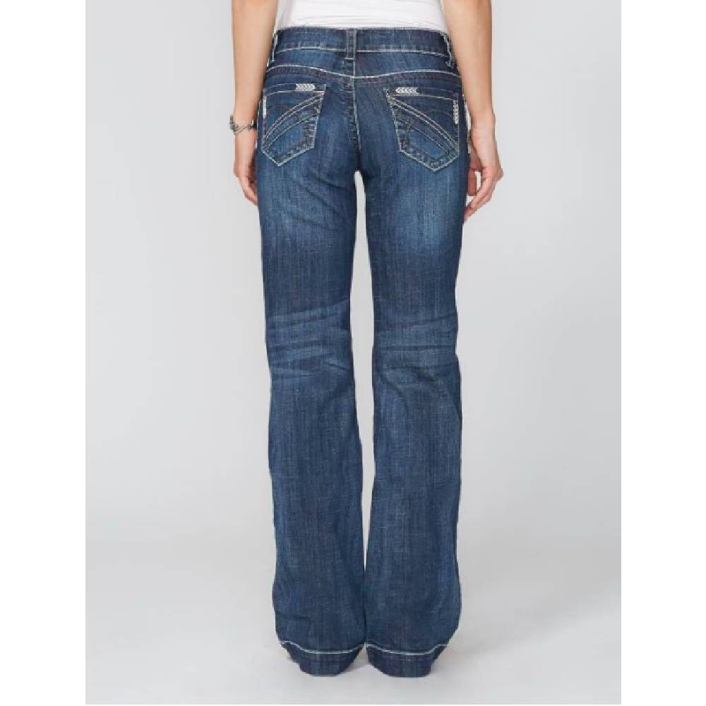 Stetson 214 City Trouser 0201 WOMEN - Clothing - Jeans STETSON Teskeys