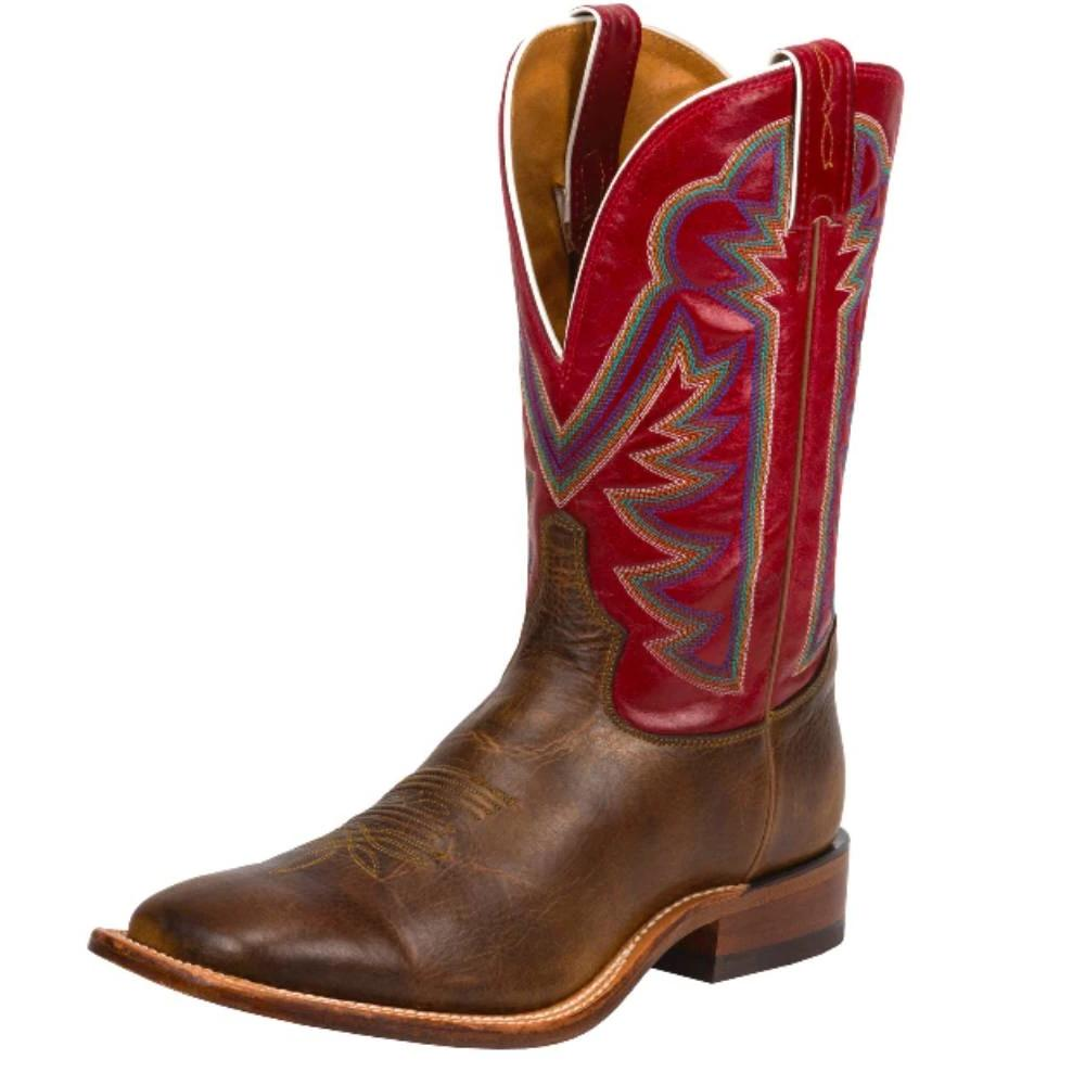 Tony Lama Men's Dylan Red Top Boot MEN - Footwear - Western Boots TONY LAMA BOOTS Teskeys