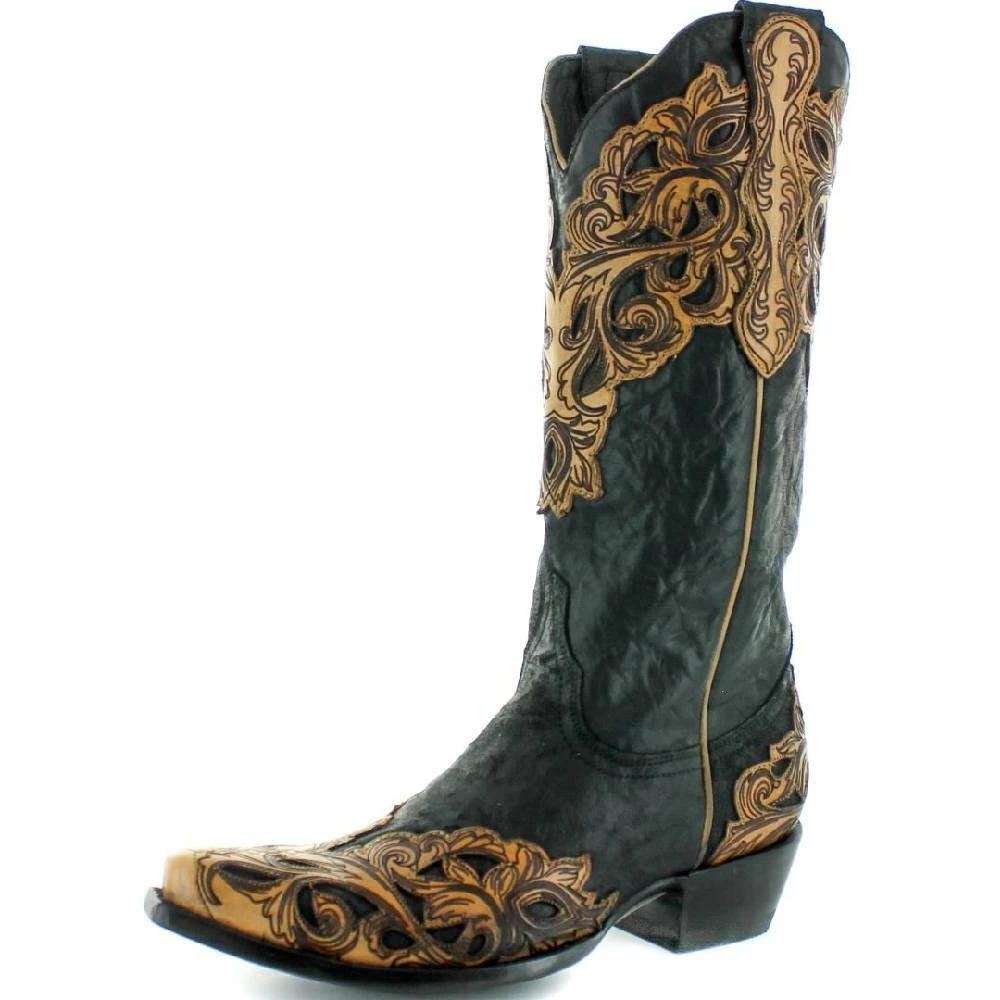 "Old Gringo Mackenzie 13"" Top WOMEN - Footwear - Boots - Exotic Boots OLD GRINGO Teskeys"