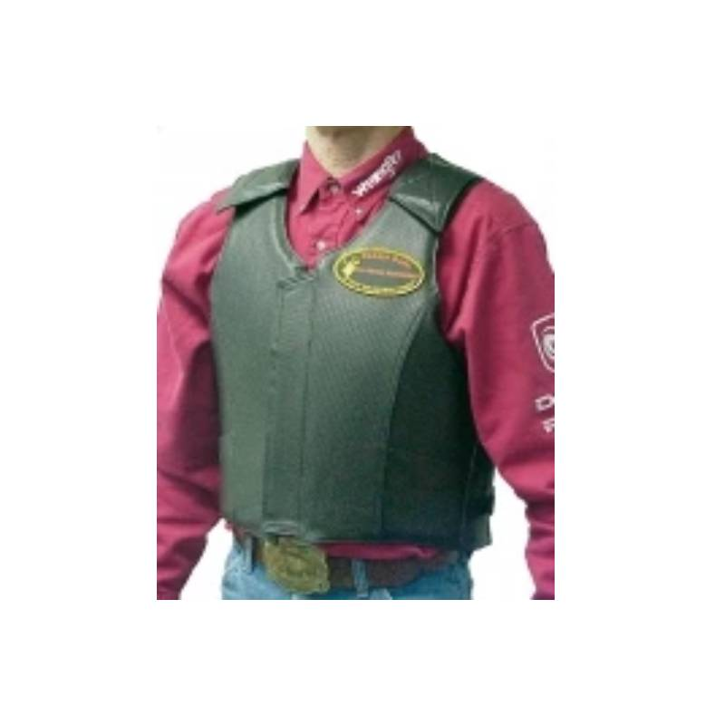SB2000 Rough Stock Pro Rodeo Protective Vest Tack - Bronc or Bull Riding Teskeys Teskeys