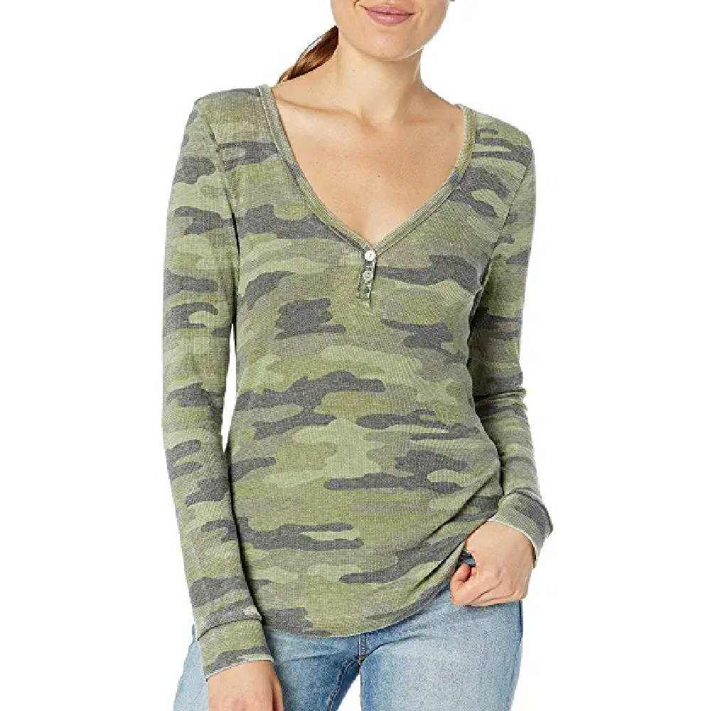 Lucky Brand Camo Thermal