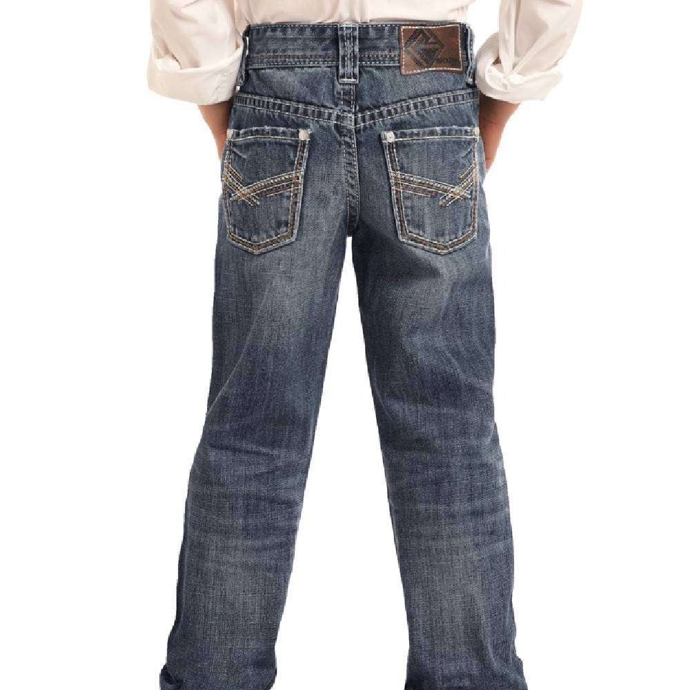 Rock And Roll Boy's BB Gun Jean KIDS - Boys - Clothing - Jeans PANHANDLE SLIM Teskeys