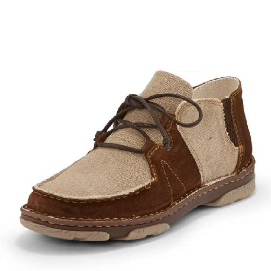 Tony Lama Nudo Tan MEN - Footwear - Casual Shoes TONY LAMA BOOTS Teskeys