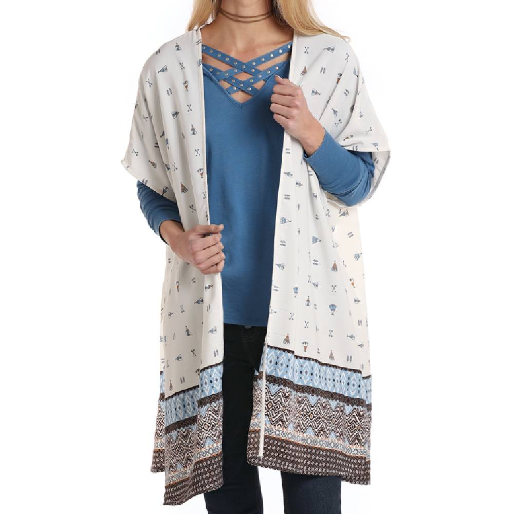 Panhandle Teepee Kimono WOMEN - Clothing - Sweaters & Cardigans Panhandle Teskeys