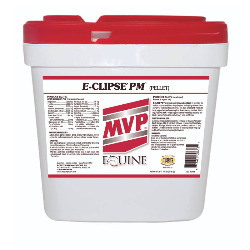 Eclipse'PM FARM & RANCH - Animal Care - Equine - Supplements - Vitamins & Minerals MVP Teskeys