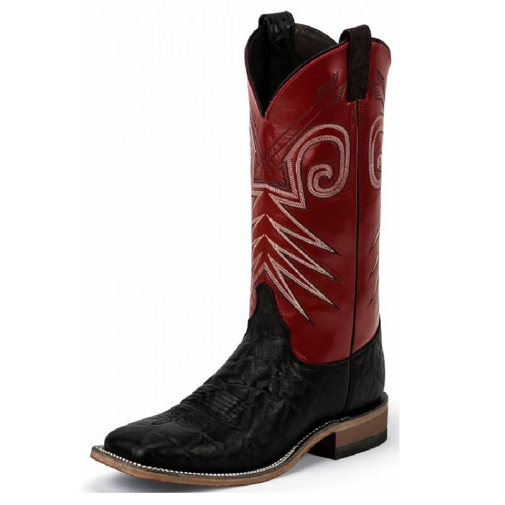 Justin Wildebeest Bent Rail Boot MEN - Footwear - Western Boots JUSTIN BOOT CO. Teskeys