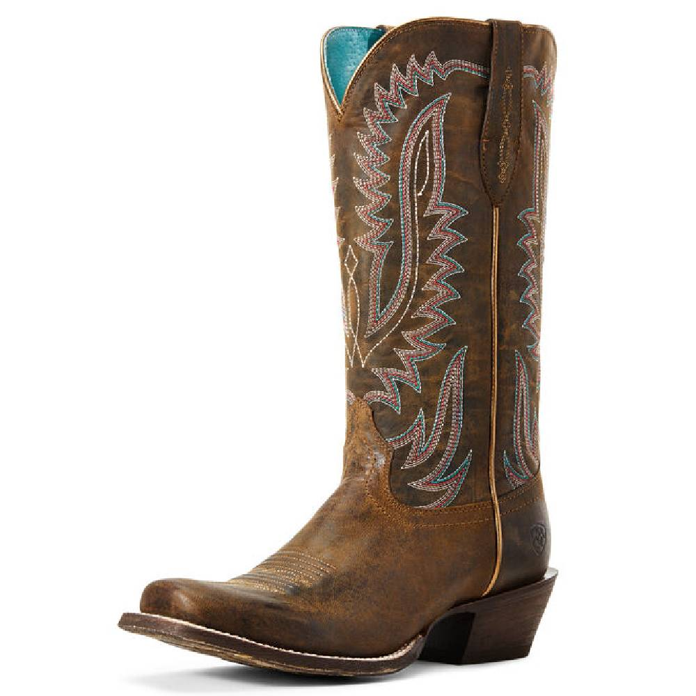Ariat Circuit Dakota Western Boot WOMEN - Footwear - Boots - Western Boots Ariat Footwear Teskeys