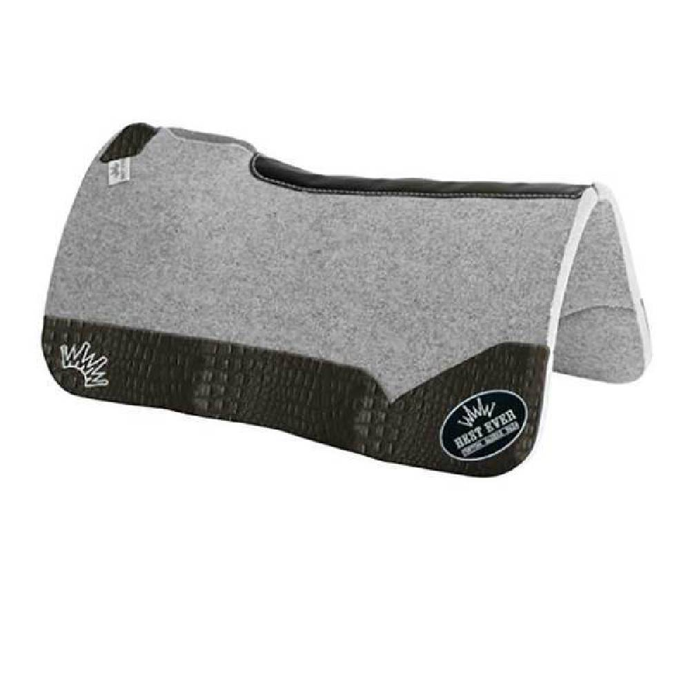 Best Ever Pads Kush Collection- Black Gator Tack - Saddle Pads Best Ever Teskeys