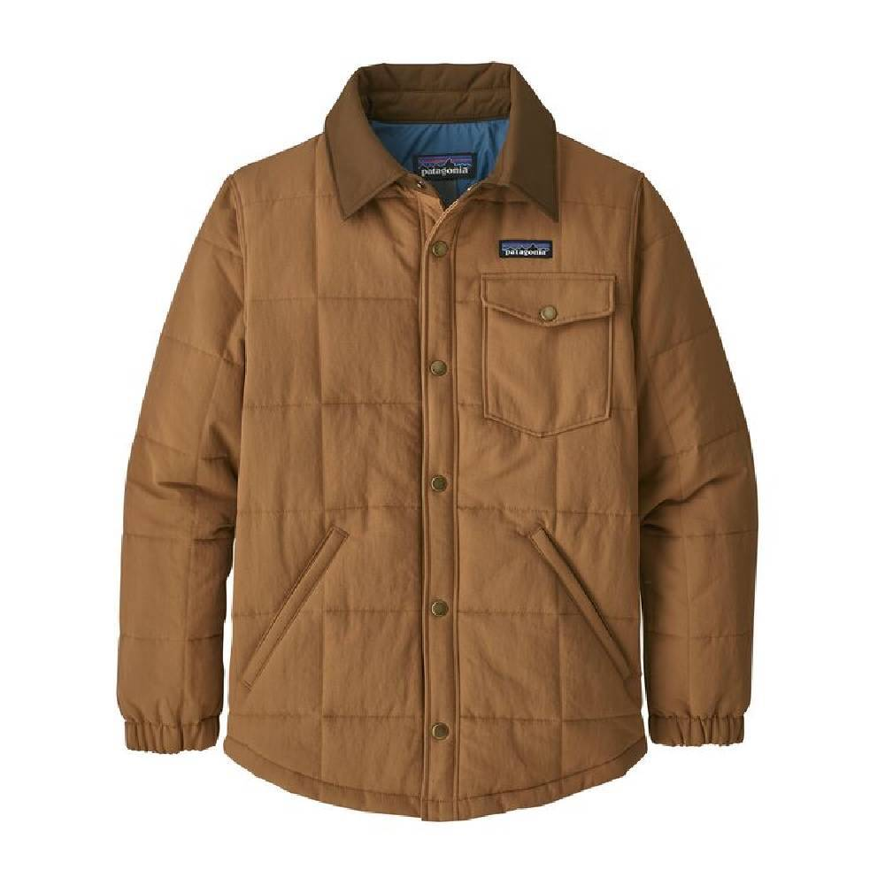 Patagonia Boys' Quilted Shacket KIDS - Boys - Clothing - Outerwear - Jackets PATAGONIA Teskeys