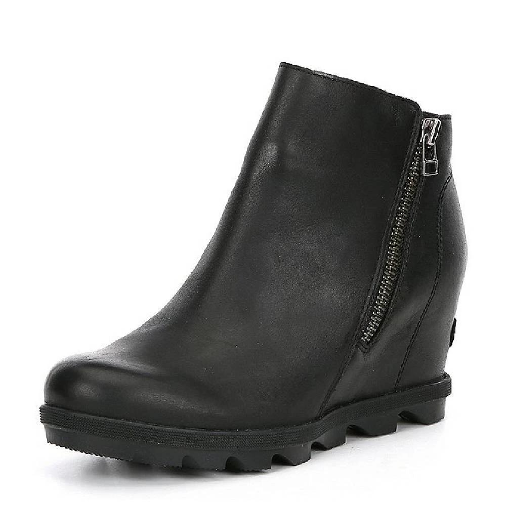 Joan of Arctic Wedge II Zip Boot WOMEN - Footwear - Boots - Fashion Boots SOREL Teskeys