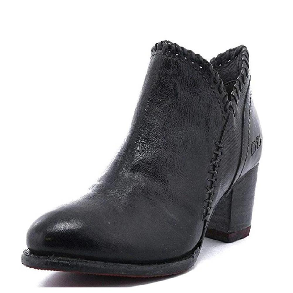 Bed Stu Carla Leather Bootie WOMEN - Footwear - Boots - Booties EVOLUTIONS FOOTWEAR Teskeys