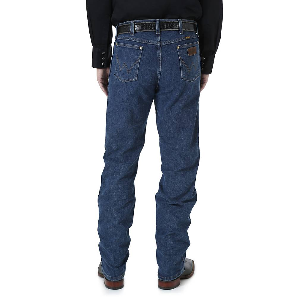 Wrangler Premium Performance Advanced Comfort Cowboy Cut® Regular Fit Jean MEN - Clothing - Jeans WRANGLER Teskeys